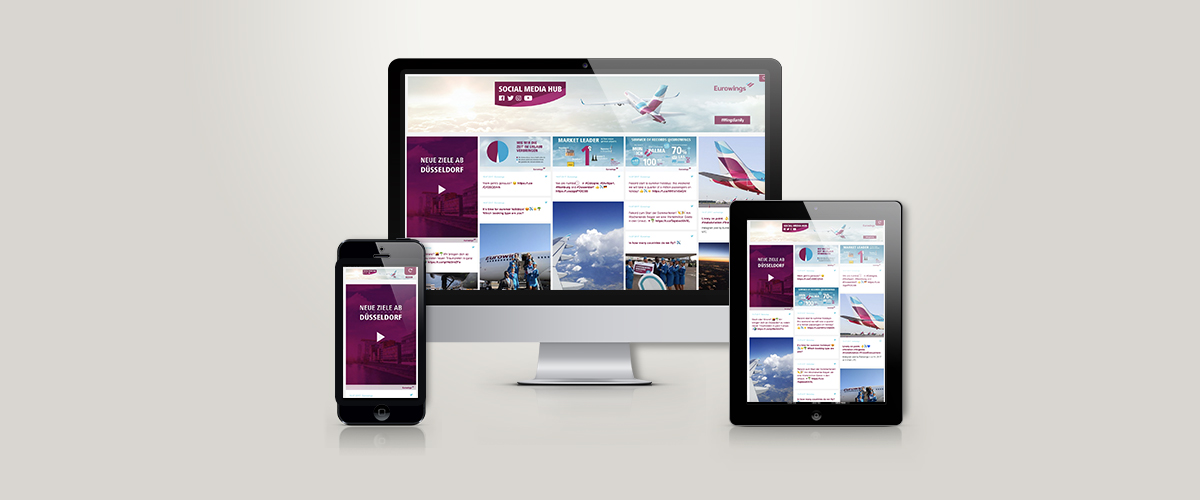 Referenzoverlay Eurowings